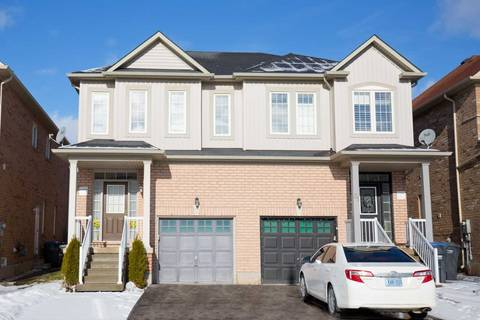 Townhouse for rent at 33 Frenchpark Circ Unit (Upper) Brampton Ontario - MLS: W4684654