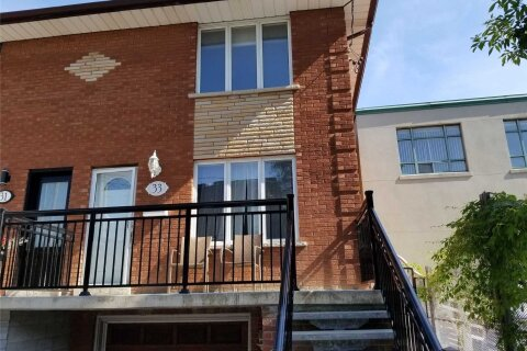 Townhouse for rent at 33 Mitchell Ave Unit Upper Toronto Ontario - MLS: C4977459