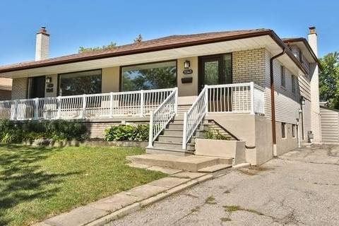 Townhouse for rent at 3341 Verhoeven Dr Unit Upper Mississauga Ontario - MLS: W4660957