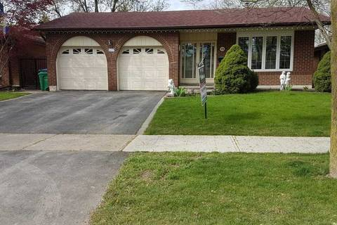House for rent at 3370 Rhonda Valy Unit Upper Mississauga Ontario - MLS: W4456229