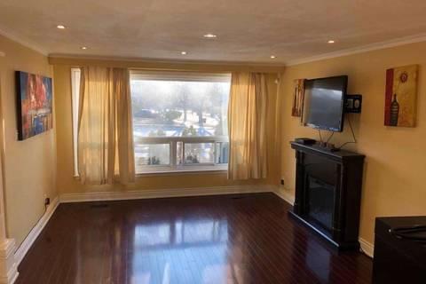 House for rent at 35 Mandel Cres Unit Upper Toronto Ontario - MLS: C4556663