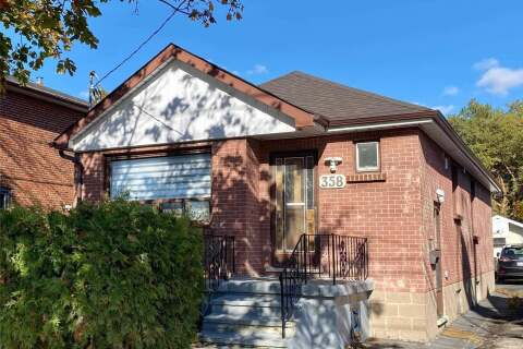 House for rent at 358 Horner Ave Unit Upper Toronto Ontario - MLS: W4957339