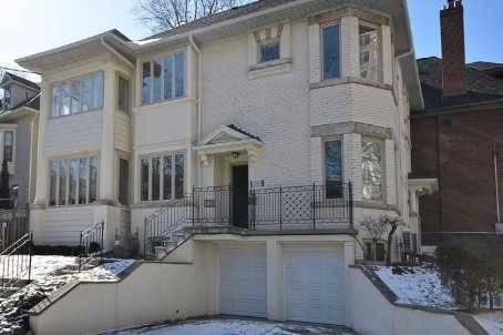 Townhouse for rent at 36 Foxbar Rd Unit Upper Toronto Ontario - MLS: C4677074