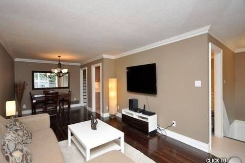 Townhouse for rent at 3630 Birchmeadow Cres Unit (Upper) Mississauga Ontario - MLS: W4522629