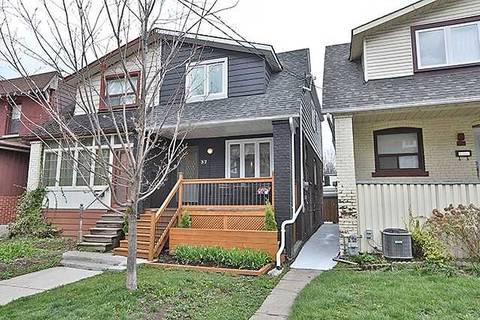 Townhouse for rent at 37 Caroline Ave Unit Upper Toronto Ontario - MLS: E4447874