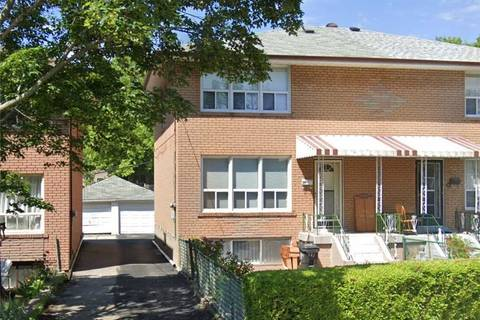 Townhouse for rent at 372 Highfield Rd Unit Upper Toronto Ontario - MLS: E4751030