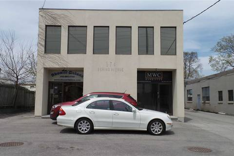 Commercial property for lease at 374 Bering Ave Apartment Upper Toronto Ontario - MLS: W4754864