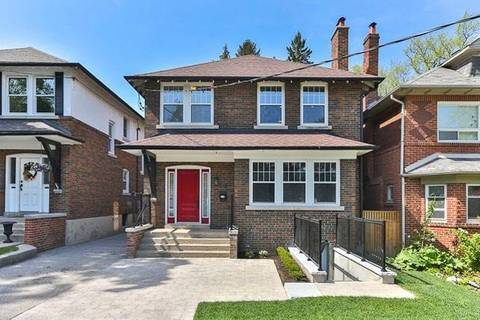 House for rent at 378 St Clements Ave Unit Upper Toronto Ontario - MLS: C4550819