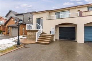 For Rent: 382 Hansen Road, Brampton, ON | 3 Bed, 1 Bath Townhouse for $1,800. See 4 photos!