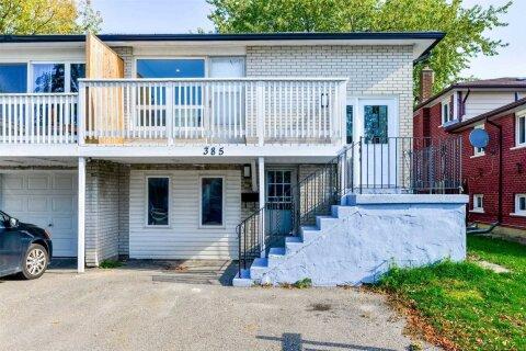 Townhouse for rent at 385 Archdekin Dr Unit Upper Brampton Ontario - MLS: W4996934