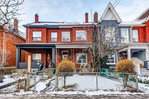 Townhouse for rent at 388 Crawford St Unit Upper Toronto Ontario - MLS: C4662583