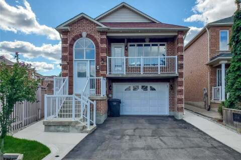 House for rent at 4 Summerdale Cres Unit Upper Brampton Ontario - MLS: W4958197