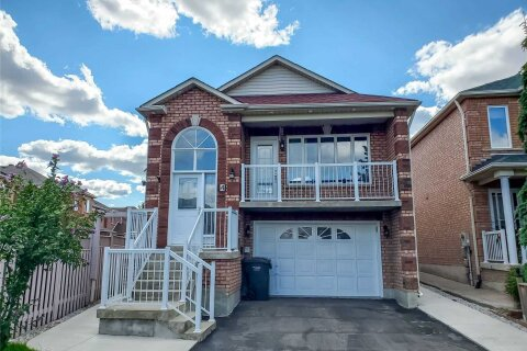 House for rent at 4 Summerdale Cres Unit Upper Brampton Ontario - MLS: W4995099