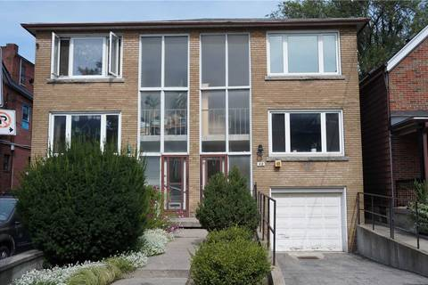 Townhouse for rent at 40 Northumberland St Unit Upper Toronto Ontario - MLS: W4583272