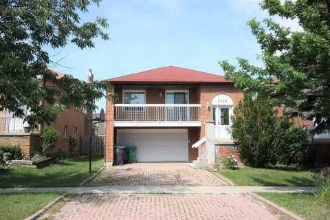 House for rent at 4109 Perivale Rd Unit Upper Mississauga Ontario - MLS: W4866196