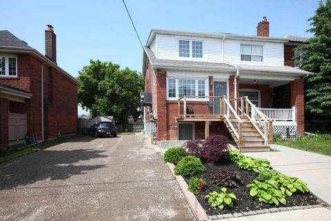 Townhouse for rent at 418 Glenholme Ave Unit Upper Toronto Ontario - MLS: C4529442