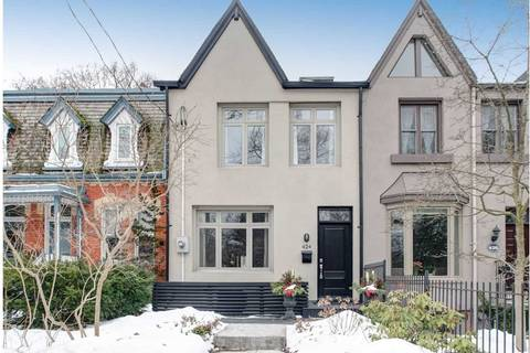 Townhouse for rent at 424 Sumach St Unit Upper Toronto Ontario - MLS: C4692581