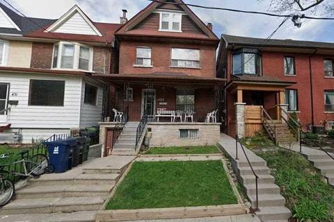 House for rent at 429 Grace St Unit Upper Toronto Ontario - MLS: C4653787