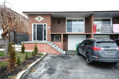 Townhouse for rent at 441 Archdekin Dr Unit Upper Brampton Ontario - MLS: W4540950