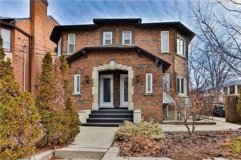 House for rent at 45 Glen Manor Dr Unit Upper Toronto Ontario - MLS: E4719089