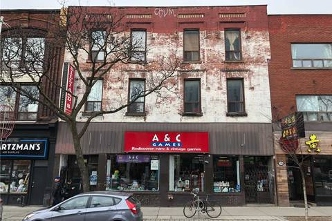 Commercial property for lease at 450 Spadina Ave Apartment Upper Toronto Ontario - MLS: C4421883