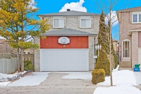 House for rent at 49 Miles' Farm Rd Unit Upper Markham Ontario - MLS: N5082014