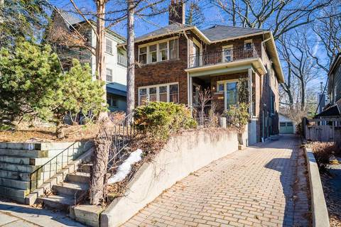 Townhouse for rent at 49 Silver Birch Ave Unit Upper Toronto Ontario - MLS: E4685826