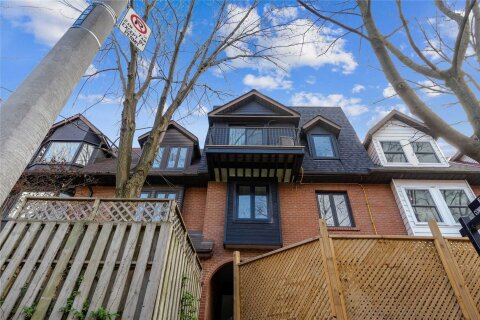 Townhouse for rent at 51 Longboat Ave Unit Upper Toronto Ontario - MLS: C4993143