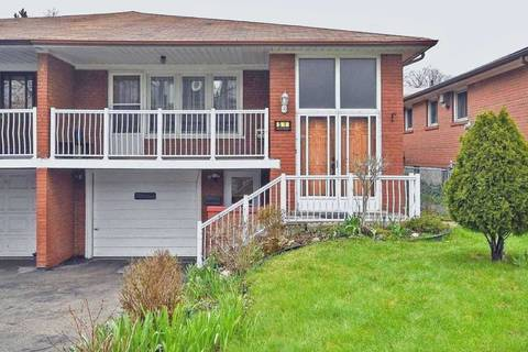 Townhouse for rent at 51 Wilkinson Dr Unit Upper Toronto Ontario - MLS: C4663442