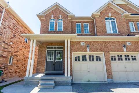 Townhouse for rent at 52 Clearfiled Dr Unit Upper Brampton Ontario - MLS: W4943396