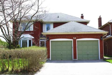 House for rent at 55 Leighland Dr Unit Upper Markham Ontario - MLS: N4790509