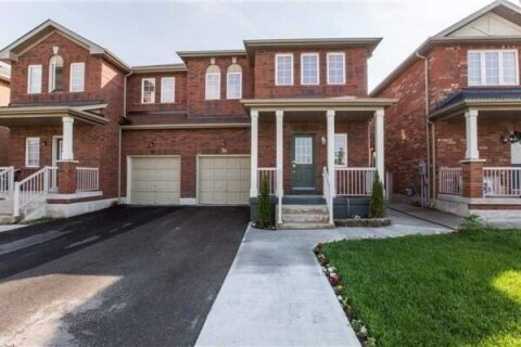 Townhouse for rent at 56 Jordensen Dr Unit Upper Brampton Ontario - MLS: W4968352