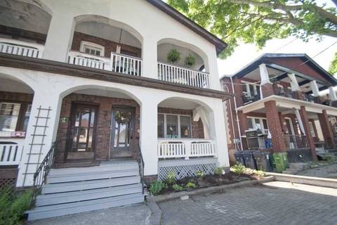 Townhouse for rent at 58 Scarboro Beach Blvd Unit Upper Toronto Ontario - MLS: E4694860