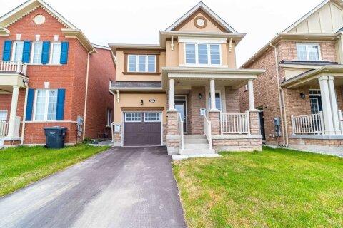 House for rent at 59 Emerald Coast Tr Unit Upper Brampton Ontario - MLS: W5000027