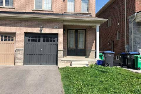 Townhouse for rent at 60 Campwood Cres Unit Upper Brampton Ontario - MLS: W4543494