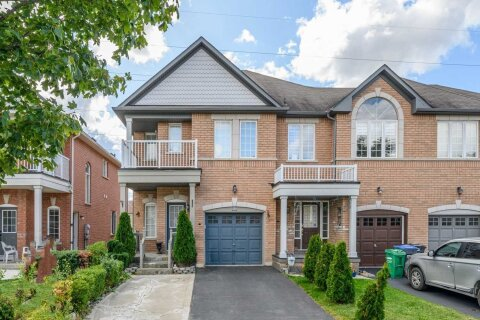 Townhouse for rent at 60 Pefferlaw Circ Unit Upper Brampton Ontario - MLS: W5082893