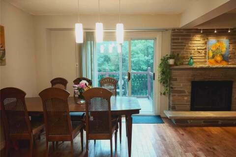Townhouse for rent at 61 Yatesbury Rd Unit Upper Toronto Ontario - MLS: C4949646