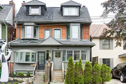 Townhouse for rent at 63 Kippendavie Ave Unit Upper Toronto Ontario - MLS: E4604323