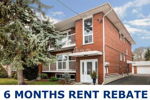 Townhouse for rent at 666 Royal York Rd Unit Upper Toronto Ontario - MLS: W4912056