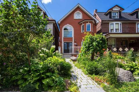 Townhouse for rent at 676 Crawford St Unit Upper Toronto Ontario - MLS: C4543542