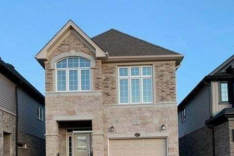 House for rent at 677 Thomas Slee Dr Unit Upper Kitchener Ontario - MLS: X4774215