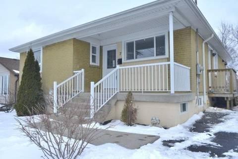 House for rent at 7 Farmbrook Rd Unit Upper Toronto Ontario - MLS: E4404427