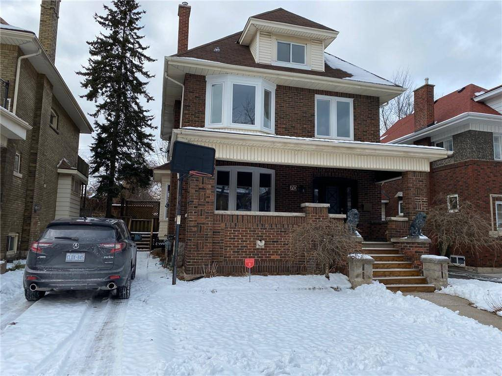 House for rent at 70 Proctor Blvd Unit Upper Hamilton Ontario - MLS: H4071034