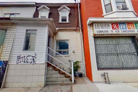 Townhouse for rent at 704 Gerrard St E  Unit Upper Toronto Ontario - MLS: E4890454