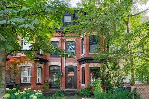 Townhouse for rent at 71 Sullivan St Unit Upper Toronto Ontario - MLS: C4543111
