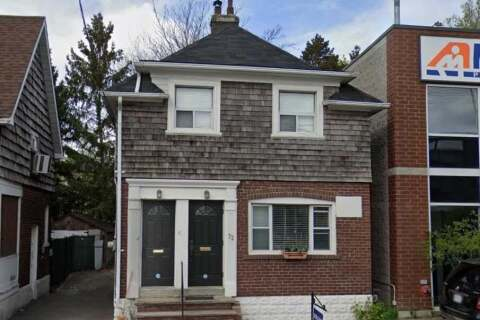 House for rent at 72 Laird Dr Unit Upper Toronto Ontario - MLS: C4892974