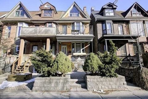 Townhouse for rent at 721 Carlaw Ave Unit Upper Toronto Ontario - MLS: E5082649