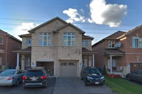 Townhouse for rent at 7421 Saint Barbara Blvd Unit Upper Mississauga Ontario - MLS: W4668892