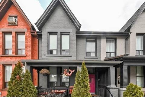 Townhouse for rent at 749 Gerrard St Unit Upper Toronto Ontario - MLS: E4742571