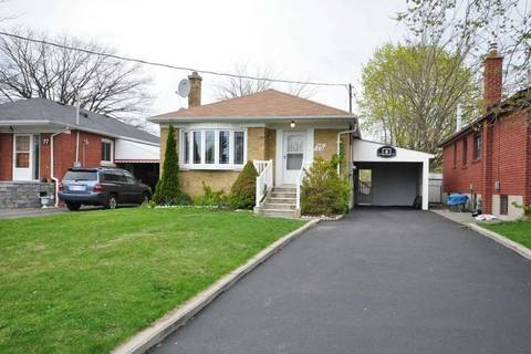 House for rent at 75 Barrymore Rd Unit Upper Toronto Ontario - MLS: E4704272